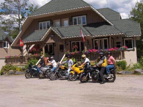 spring resort canada