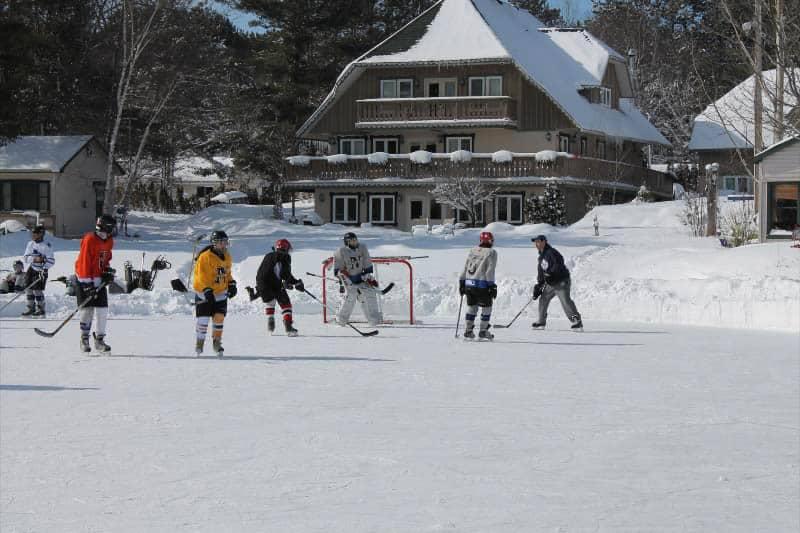 winter vacations in canada